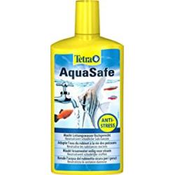 Chollo - Tetra AquaSafe 500ml Acondicionador para agua de acuarios
