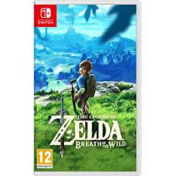Chollo - The Legend Of Zelda: Breath Of The Wild Standard Edition - Nintendo Switch [Versión física]