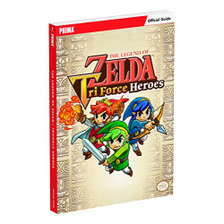 Chollo - The Legend of Zelda: Tri Force Heroes Standard Edition Guide (Inglés)