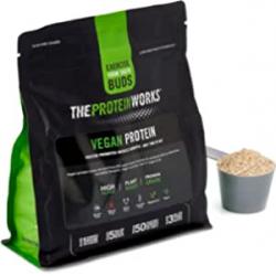 Chollo - The Protein Works Proteína Vegana Chocolate y Caramelo 500g | POWVEGANMIL500G