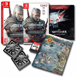 Chollo - The Witcher 3 Wild Hunt Complete Edition para Nintendo Switch