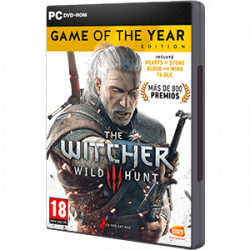 Chollo - The Witcher 3: Wild Hunt - Game Of The Year Edition para PC