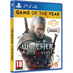 Chollo - The Witcher 3: Wild Hunt Game Of The Year Edition para PS4