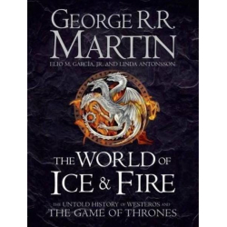 Chollo - The World Of Ice And Fire de George R.R. Martin (Inglés)