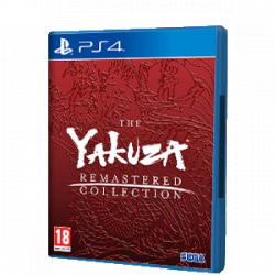 Chollo - The Yakuza Remastered Collection para PS4