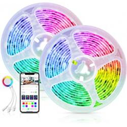 Chollo - Tira LED Maxcio Dreamcolor WiFi 5m Pack 2uds