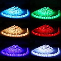 Chollo - Tira LED RGB Aukey LT-SS1 5M SMD5050 IP65