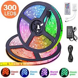 Chollo - Tira LED RGB Eyese 5050 (10 metros / 300LED)