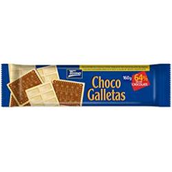 Chollo - Tirma Chocogalletas Chocolate Blanco 160g | 88667