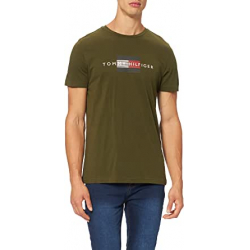 Chollo - Tommy Hilfiger Lines Camiseta hombre | MW0MW20164