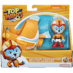 Chollo - Top Wing Swift Y Su Coche (Hasbro E5314ES2)