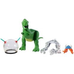 Chollo - Toy Story: Muñeco dinosaurio Rex 25 aniversario - Mattel GJH50