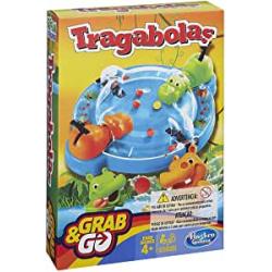 Chollo - Tragabolas Viaje Grab & Go (Hasbro B1001175)