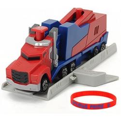 Chollo - Transformers Camión Optimus Prime Mission Racer