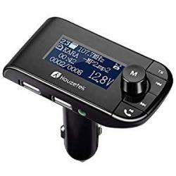Chollo - Transmisor FM Bluetooth Houzetek