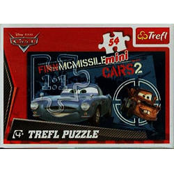 Chollo - Trefl Puzzle Mini Cars2 (54 piezas)