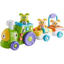 Chollo - Tren de Robi y sus amigos - Fisher-Price Mattel FXJ00