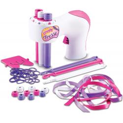 Chollo - Trenzadora de Pelo para Niñas Lovely Tresse IMC Toys