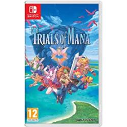 Chollo - Trials of Mana Standard Edition - Nintendo Switch [Versión física]