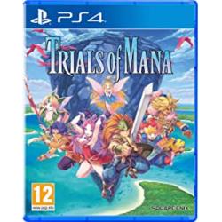 Chollo - Trials of Mana Standard Edition - PS4 [Versión física]
