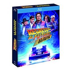 Chollo - Trilogía Regreso al Futuro Edición 35º Aniversario [Blu-ray]