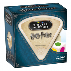 Chollo - Trivial Pursuit Bite Harry Potter