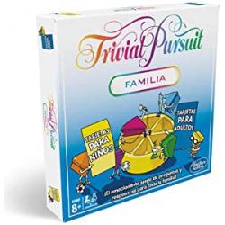 Chollo - Trivial Pursuit Edición Familia Hasbro E1921105