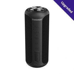 Chollo - Tronsmart T6 Plus SoundPulse Upgraded Edition 360º BT5.0 NFC TWS Negro Altavoz portátil