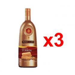 Chollo - Turroley Licor de Crema de Turrón Pack 3x 700ml