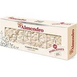Chollo - Turrón Duro El Almendro 16 porciones
