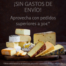 Chollo - Envío gratis a partir de 30€ en Tusquesos.es