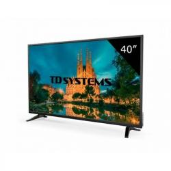 """Chollo - TV 40"""" TD Systems K40DLM7F FullHD"""