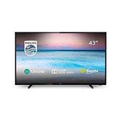 """Chollo - TV 43"""" Philips 43PUS6504 4K"""