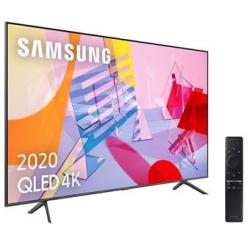 "Chollo - TV 43"" Samsung 43Q60T QLED 4K 2020 HDR 10+"