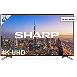 "Chollo - TV 49"" Sharp LC-49UI8652E HDR+"