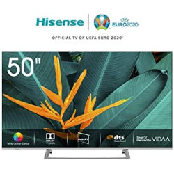 "Chollo - TV 50"" Hisense H50BE7400 4K UHD Alexa"