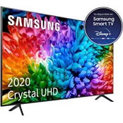"Chollo - TV 50"" Samsung Crystal UHD 2020 50TU7105 4K HDR 10+"