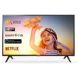 "Chollo - TV 50"" TCL 50DP602 4K Ultra HD"