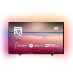 """Chollo - TV 55"""" Philips 55PUS6704/12 4K UHD Ambilight"""
