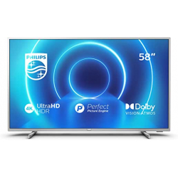 "Chollo - TV 58"" Philips 58PUS7555/12 4K UHD"