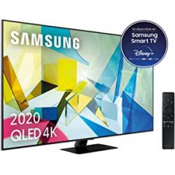 "Chollo - TV 55"" Samsung QE55Q80T QLED 4K UHD"