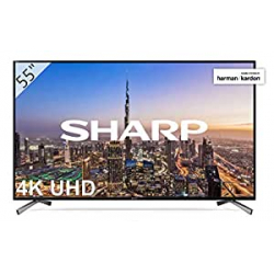 "Chollo - TV 55"" Sharp LC-55UI8652E 4K UHD HDR+"