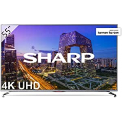"Chollo - TV 55"" Sharp LC-55UI8762ES 4K Ultra HD"