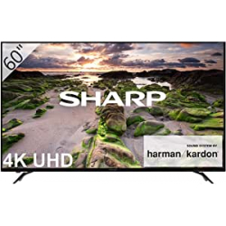 "Chollo - TV 60"" Sharp LC-60UI9362E 4K Ultra HD HDR+"