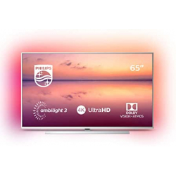 "Chollo - TV 65"" Philips 65PUS6814 UHD Ambilight Alexa"