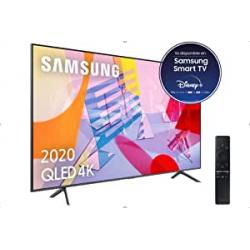 "Chollo - TV 75"" Samsung 75Q60T QLED 4K 2020 UHD"