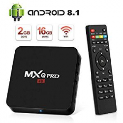 TV Box MXQ Pro 4K 2GB 16GB
