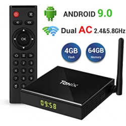 Chollo - TV Box Tanix RK3318 4GB/64GB