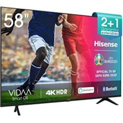 "Chollo - TV Hisense 58AE7000F 58"" 4K UHD"