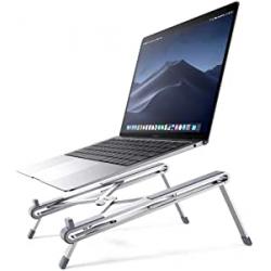 Chollo - UGREEN Ajustables Soporte Portátil, Soporte Plegable de Aluminio para Ordenador portátil